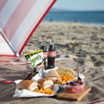Picnic Hacks, Beach Picnic, Popular Pin, Good Eats, Vacation Hacks, Recipes, Vacationing, Beach Vacation.
