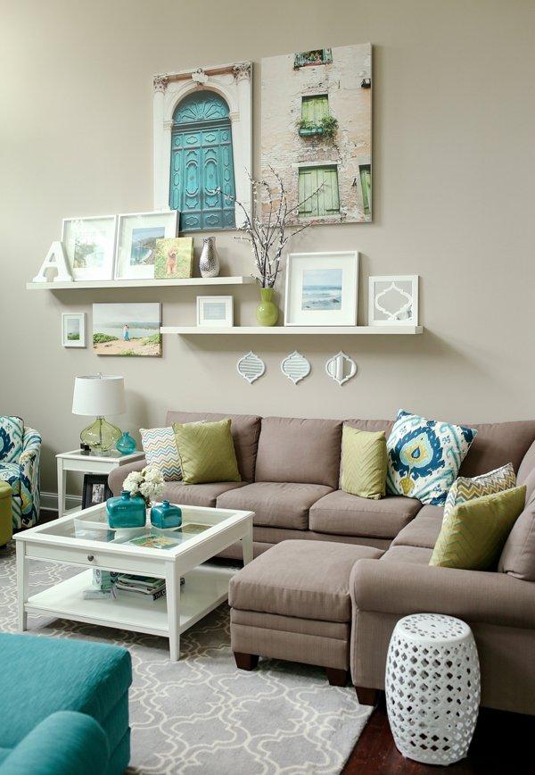 Gi Room Design: 16 Coastal Home Decor Design Inspirations
