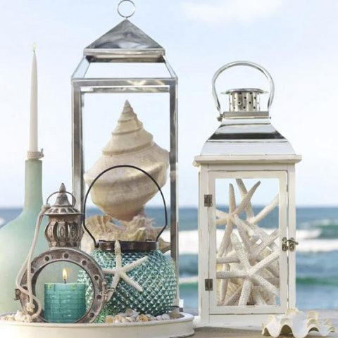Beach, Beach Decor, Home Decor, Coastal Home Decor, Beachy Home, Beach Home Decor, DIY Nautical Home, Nautical Home Hacks, Home Design, Home Design Tips, Popular Pin