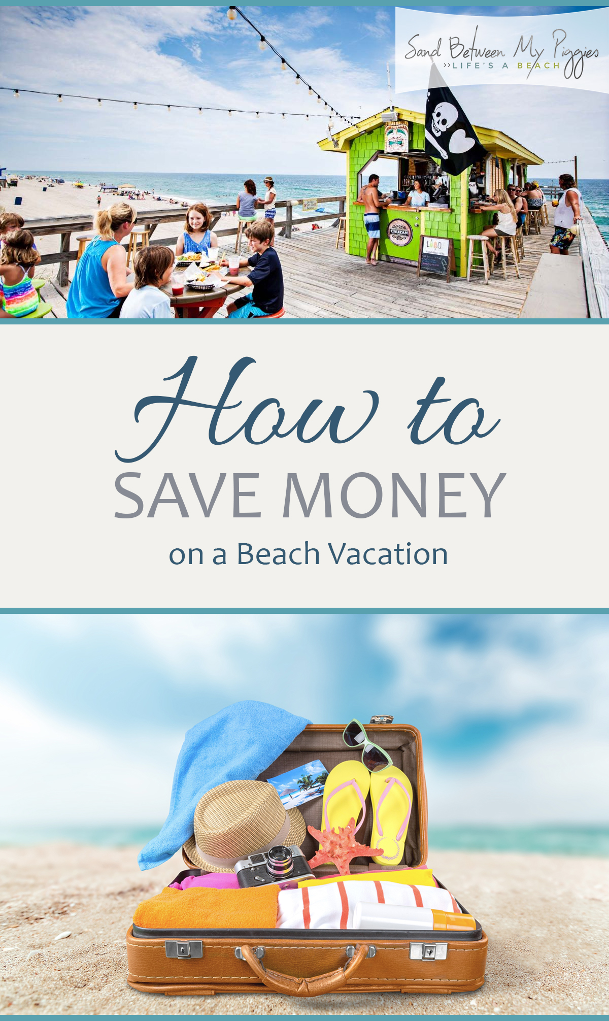 Beach vacation, How to Save Money on Beach Vacations, Vacation Hacks, Vacationing, Vacation for Less, Beach Vacation for Less, Popular Pin