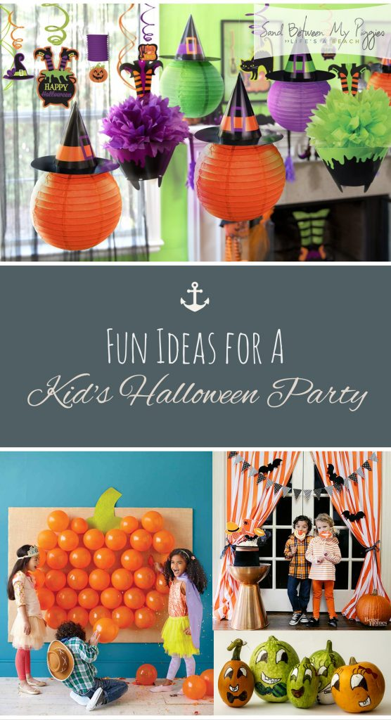 Kids Halloween Party, Halloween Party Ideas, DIY Halloween Party Ideas, Party Ideas for Kids, Halloween Party, DIY Ideas for a Halloween Party, Popular Pin