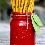 Mason Jar Crafts, Mason Jar Crafts for Fall, Crafts, Fall Crafts, DIY Crafts for Fall, Mason Jar DIYs, Fall Crafts, DIY Home, Popular Pin