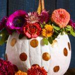 10 No-Carve Halloween Pumpkin Decor Ideas| No Carve Pumpkin Ideas, No Carve DIY Ideas, Pumpkin Decor Ideas, How to Decorate With Pumpkins, No Carve Pumpkin Design Ideas, Fall, Fall DIY, Halloween DIY Decor, Popular Pin