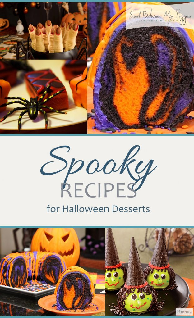 Spooky Recipes for Halloween Desserts| Halloween Desserts, Halloween Dessert Recipes, Yummy Dessert Recipes, Halloween Recipes, Easy Halloween Recipes, Delicious Halloween Recipes, Popular Pin