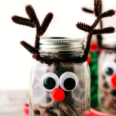 Easy to Make Mason Jar Christmas Gifts  Mason Jar, DIY Mason Jar, Mason Jar Gifts, DIY Mason Jar Gifts, Christmas Gifts, Easy Christmas Gifts, Handmade Christmas Gifts, Gift Ideas. #ChristmasGifts #MasonJarGifts #MasonJarCrafts #HomemadeGifts