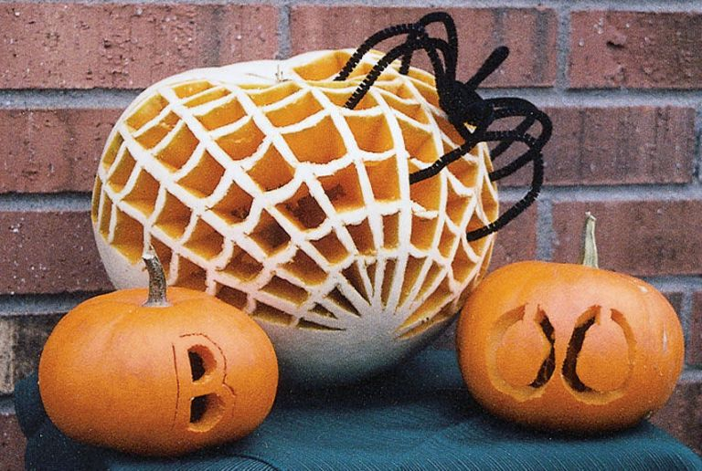 10 Seriously Cool Ways To Carve Pumpkins Sand Between