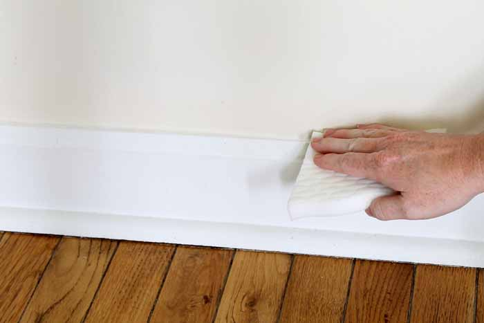Beautify Your Baseboards Sand Between My Piggies Beach