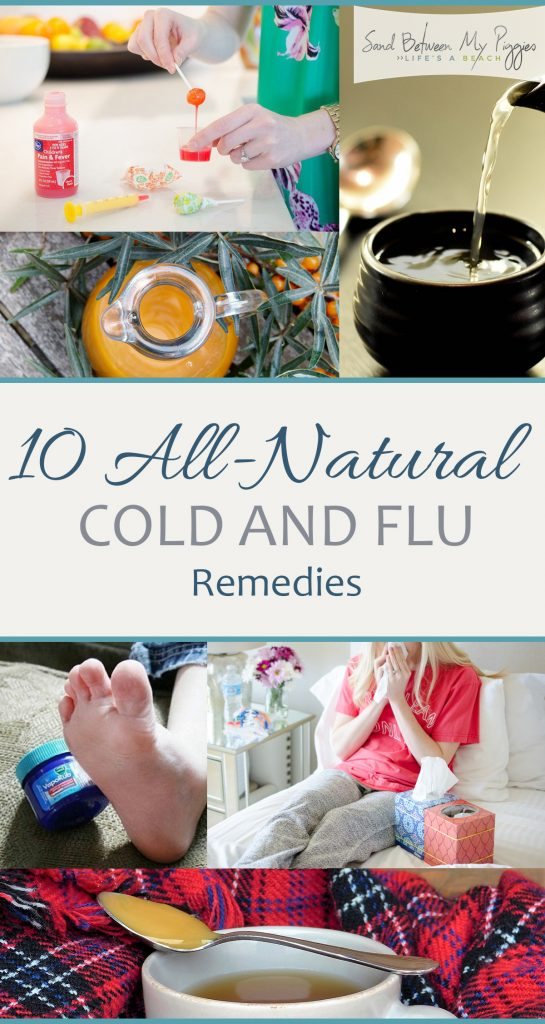 10 All-Natural Cold and Flu Remedies| Cold and Flu Remedies, All Natural Remedies, Illness Remedies, Cold and Flu Remedies, All Natural Living #HomeRemedies #AllNaturalLiving