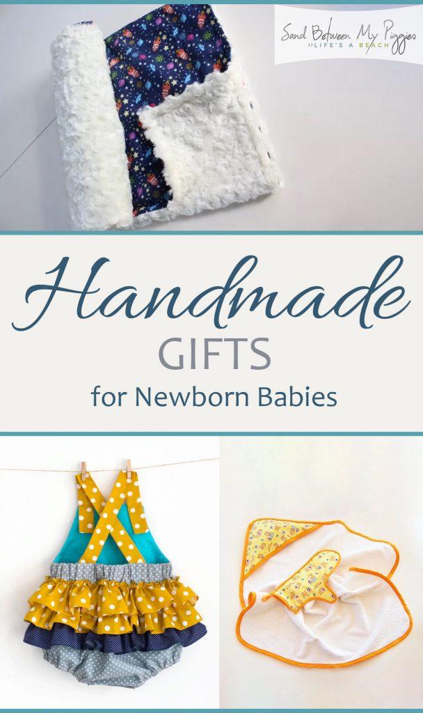 Handmade Gifts for Newborn Babies  Handmade Gifts, Gifts for Babies, Perfect Gifts for Babies, DIY Gifts, DIY Gifts for Babies, Babies, Baby Hacks, Gift Ideas, Gift Ideas for Baby #Gifts #GiftIdeas #Baby