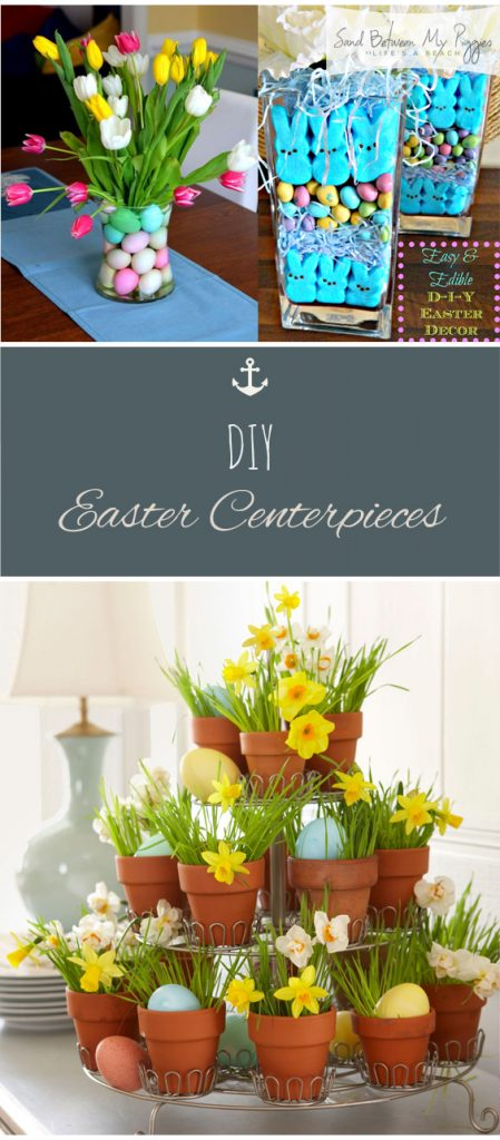 DIY Easter Centerpieces| Easter, Easter Centerpieces, DIY Easter Centerpieces, Easter, DIY Easter, Easter Decor, Centerpieces, DIY Centerpieces, Holiday Centerpieces, Easter Holiday, Popular Pin #Easter #HolidayCenterpieces