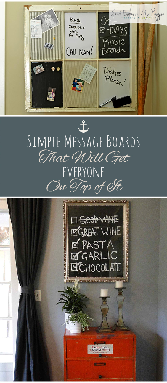 Simple Message Boards That Will Get EVERYONE On Top of It  DIY Message Boards, Message Boards, How to Build Your own Message Board, Command Center, DIY Command Center, Command Center DIY Hacks, Popular Pin #DIYCommandCenter #MessageBoard #DIYMessageBoard