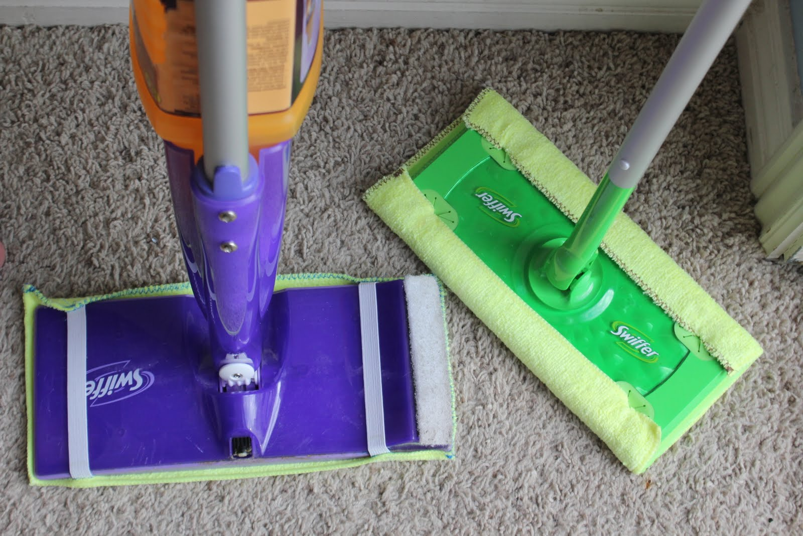 How To Make Your Own Reusable Swiffer Pads Sand