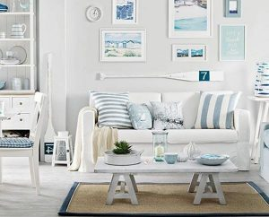 Go Coastal With These DIY Home Decor Ideas| Coastal Home, Coastal Home Decor, DIY Home Decor, Home Decor, DIY Home Decor on a Budget, Home Decor on a Budget