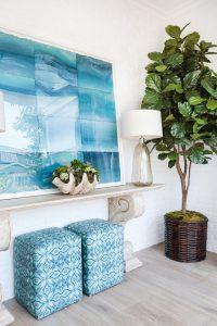 10 Ways to Make Your Entryway Go Coastal| Coastal Home Decor, Coastal Home Decor Ideas, Coastal Home Decor DIY, Home Decor, Home Decor Ideas, Home Decor Ideas DIY