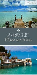 Turks and Caicos | Beach Vacations | Sand Bucket List | Beach Bucket List | Beach Vacation Destinations | Vacation Destinations