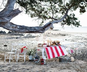 Holiday Beach Party   Holiday Beach Party Ideas   Christmas Beach Party   Beach Party   Holidays on the Beach   Christmas Beach Party Ideas   Holiday Beach Party Planning