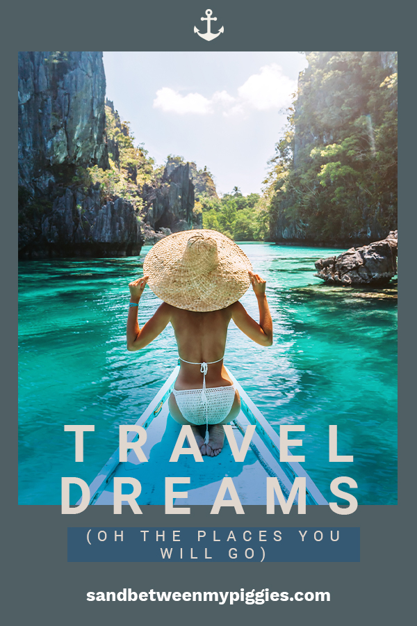 Oh the places you will go. Here are some amazing ideas you should add to your travel dreams.