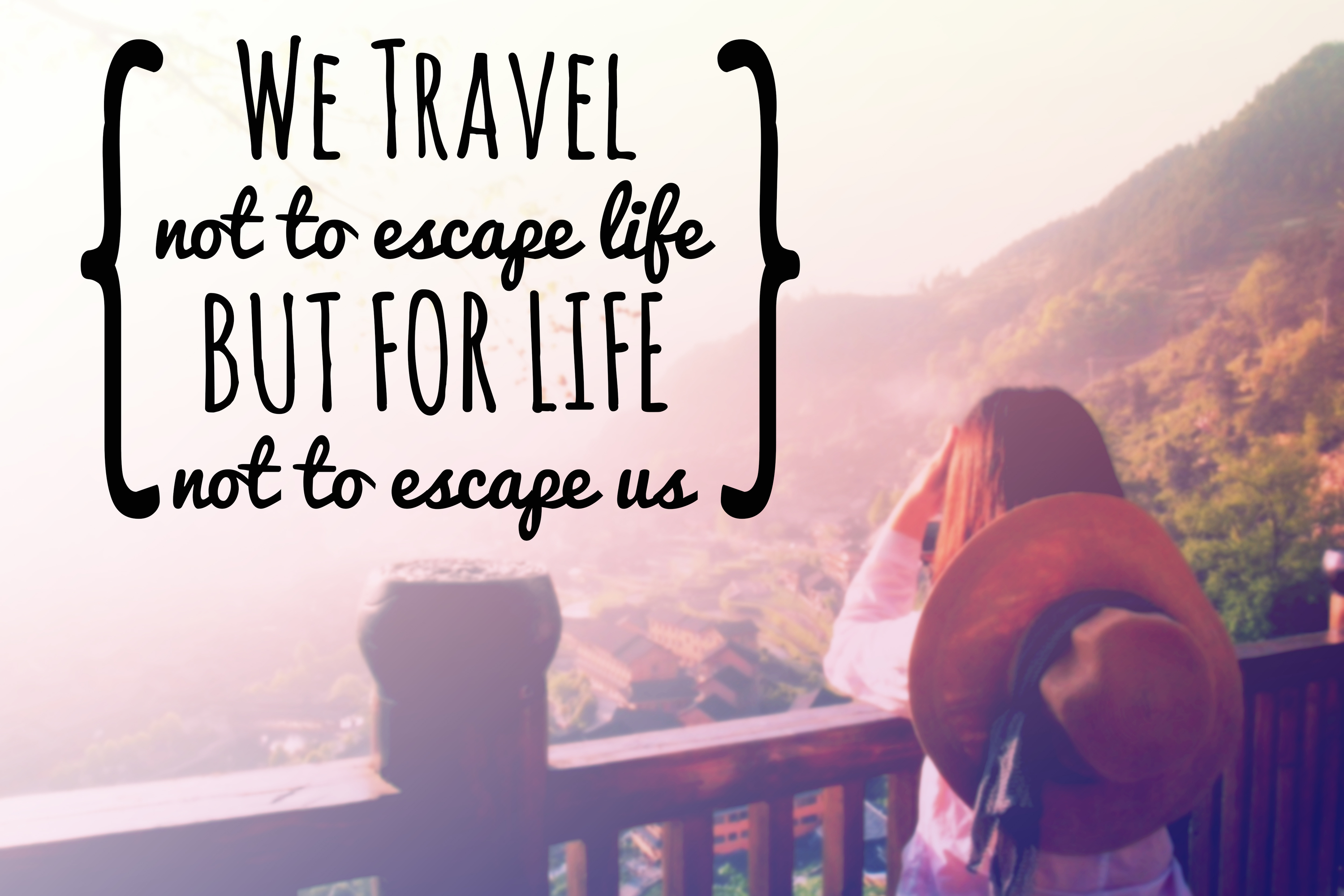 Everyone loves a cheesy quote for their traveling posts but these will fulfill your travel dreams